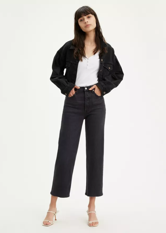 Levi Strauss & Co. Ribcage Skinny Ankle