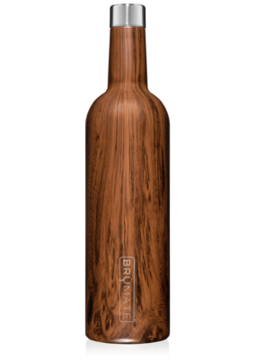 BrüMate WINESULATOR™ 25oz Walnut