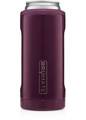 BrüMate Hopsulator Slim 12oz Plum