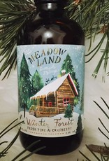 Meadowland Syrup Winter Forest Cocktail Syrup