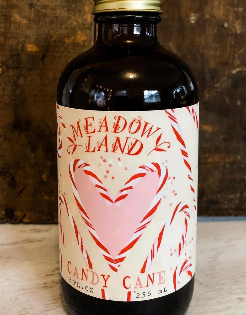 Meadowland Syrup Candy Cane Cocktail Syrup