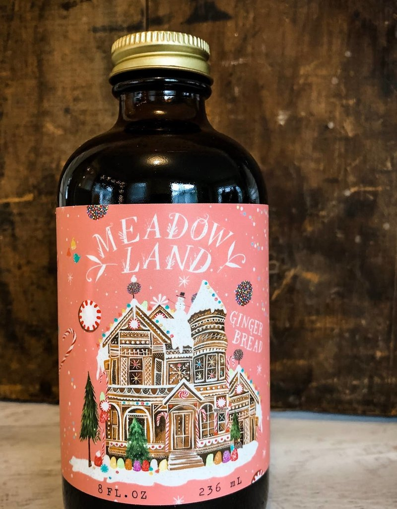 Meadowland Syrup Gingerbread Cocktail Syrup