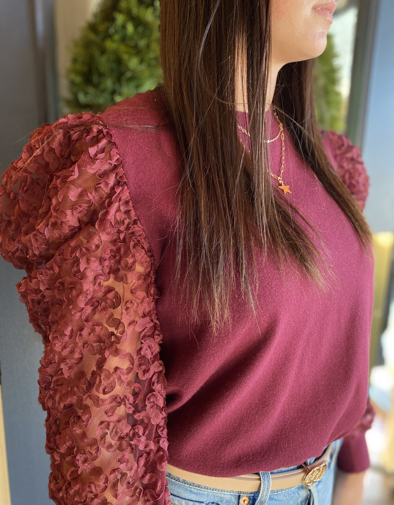 Meraki Maple St. Sweater