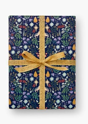 Rifle Paper Partridge Continuous Wrapping Roll