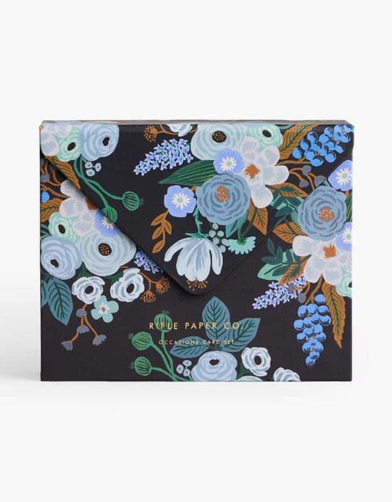 Rifle Paper Mixed Florals Card Box