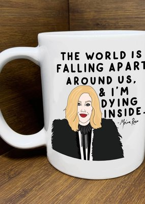 Citizen Ruth Schitt's Creek Moira Rose Mug