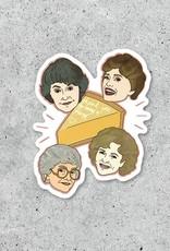 Citizen Ruth Golden Girls Sticker