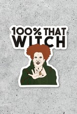 Citizen Ruth Hocus Pocus Winifred Sticker
