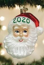 Old World Christmas 2020 Nostalgic Santa Ornament