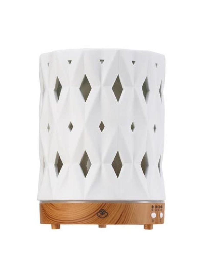 Zenith White 125 Ceramic Diffuser