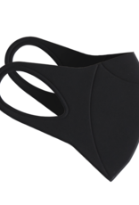Hmnkind Antibacterial Performance Mask - Black   L