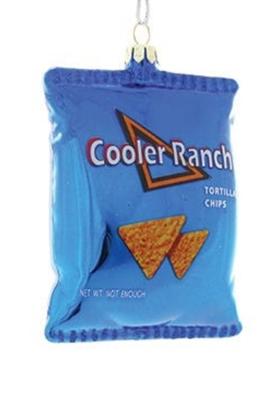 Cody Foster & Co Cooler Rach Chips Ornament