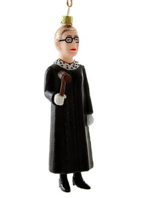 Cody Foster & Co Ruth Bader Ginsburg Ornament