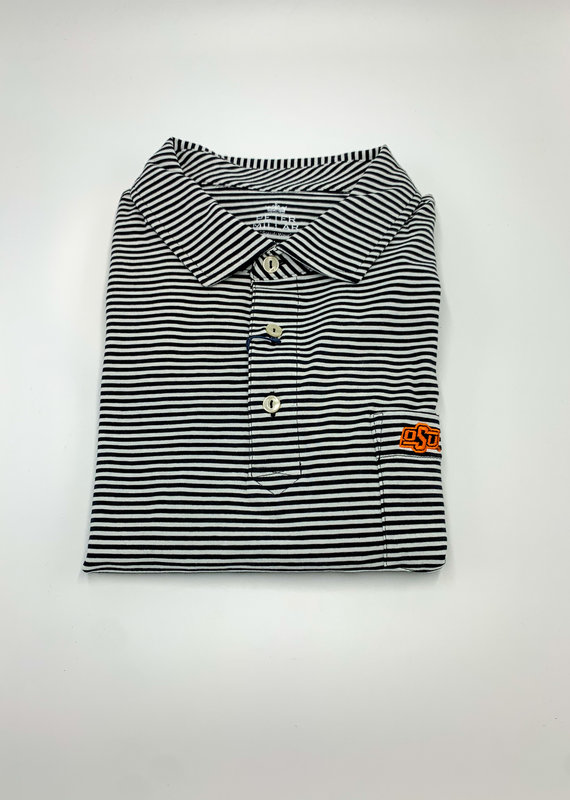 Major Seaside Stripe Polo