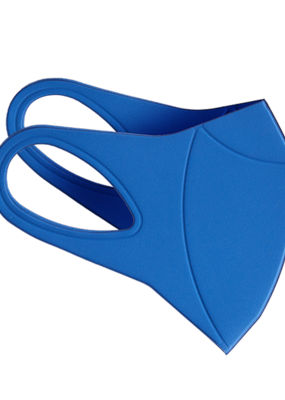 Hmnkind Antibacterial Performance Mask - Blue | XS