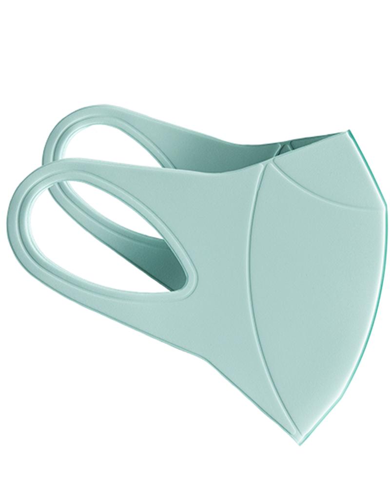 Hmnkind Antibacterial Performance Mask - Mint | S