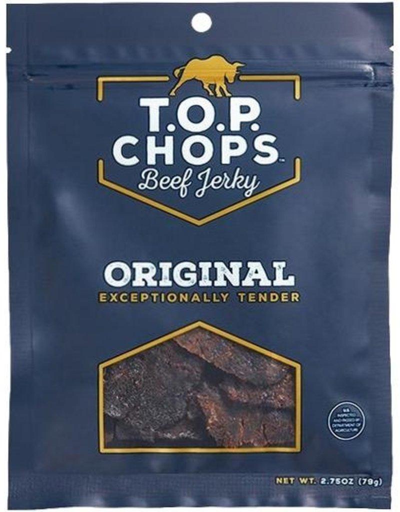 T.O.P. Chops Beef Jerky, Original 2.0oz