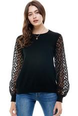 Buffalo Trading Co. Power Sleeve Sweater