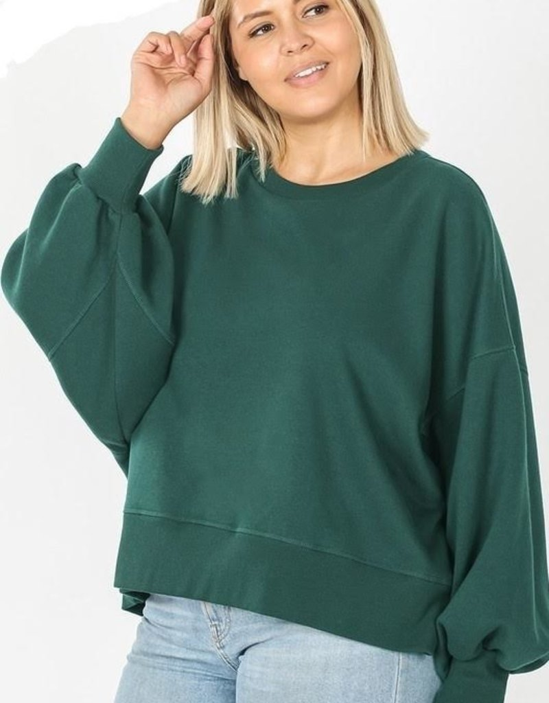 Buffalo Trading Co. Not Your Basic Sweatshirt