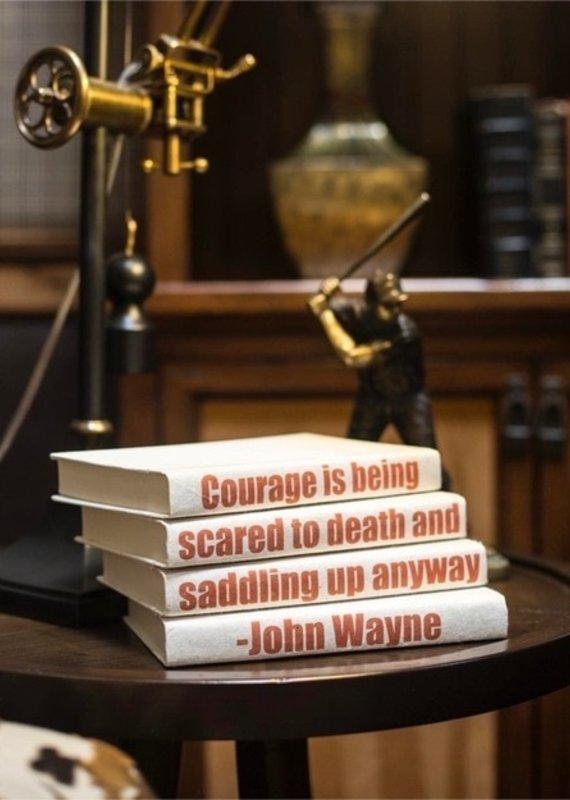 John Wayne/Off White Cover 4 Vol.