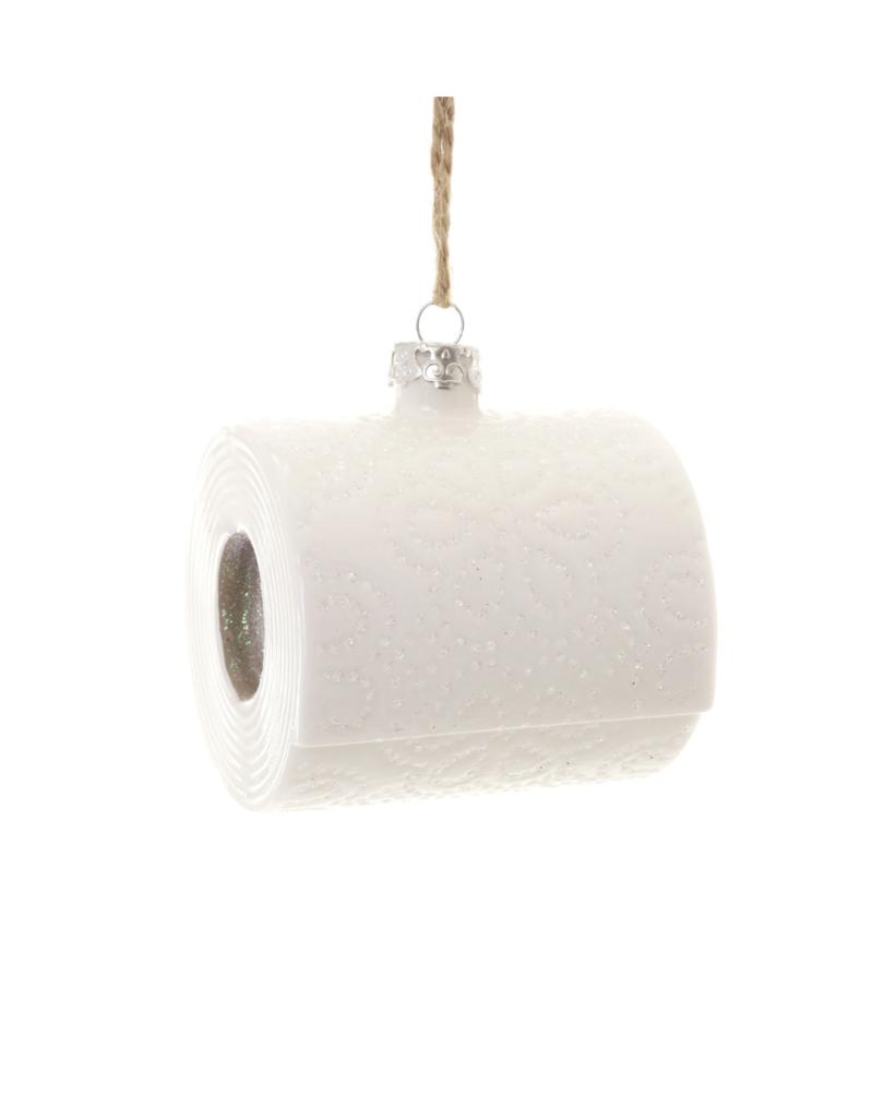 Cody Foster & Co Toilet Paper Ornament