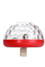 Kikkerland Design iPhone Disco Light