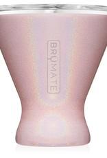 BrüMate MargTini 10oz Glitter Blush