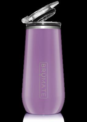 BrüMate Champagne Flute 12oz Violet