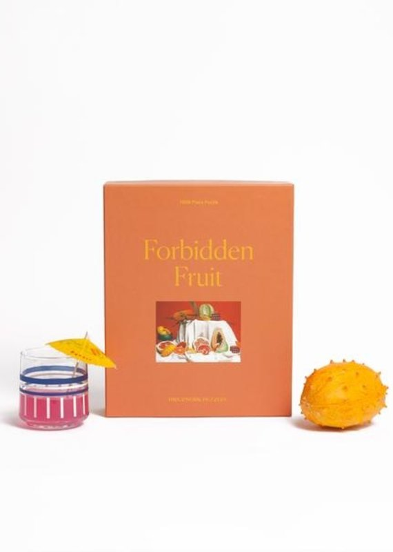 Piecework Puzzles Forbidden Fruit Puzzle