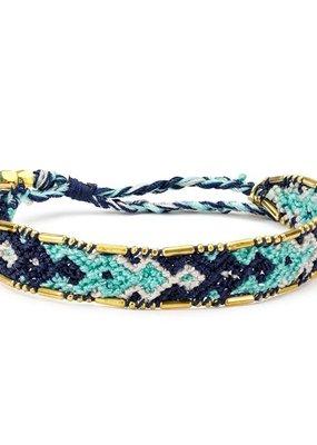 Love Is Project Bali Friendship Bracelet Ocean Plunge