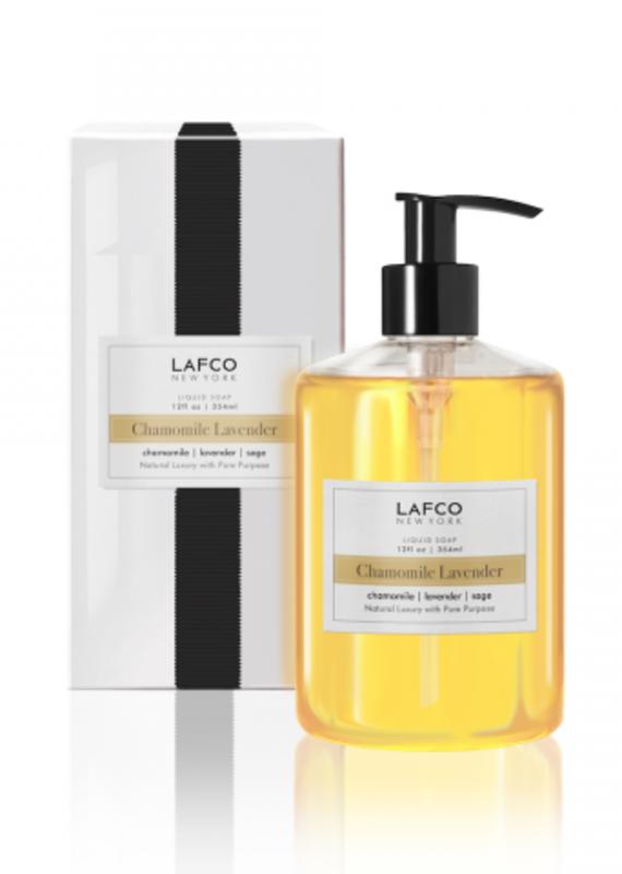 Lafco 12oz Liquid Soap Chamomile Lavender
