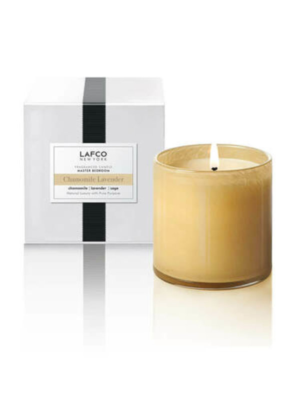 Lafco 6.5oz Classic Candle Chamomile Lavender - Master Bedroom