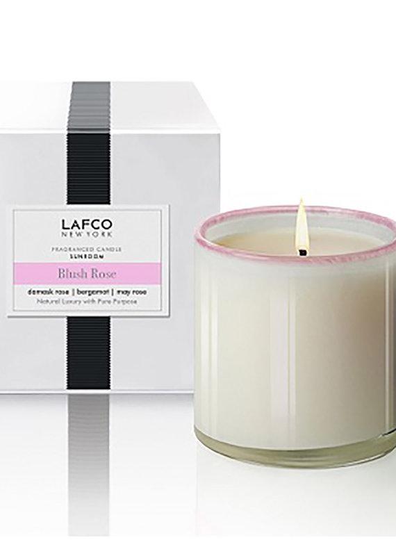 Lafco 6.5oz Classic Candle Blush Rose - Sunroom