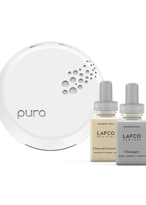 Lafco Pura Smart Diffuser Chamomile Lavender & Champagne