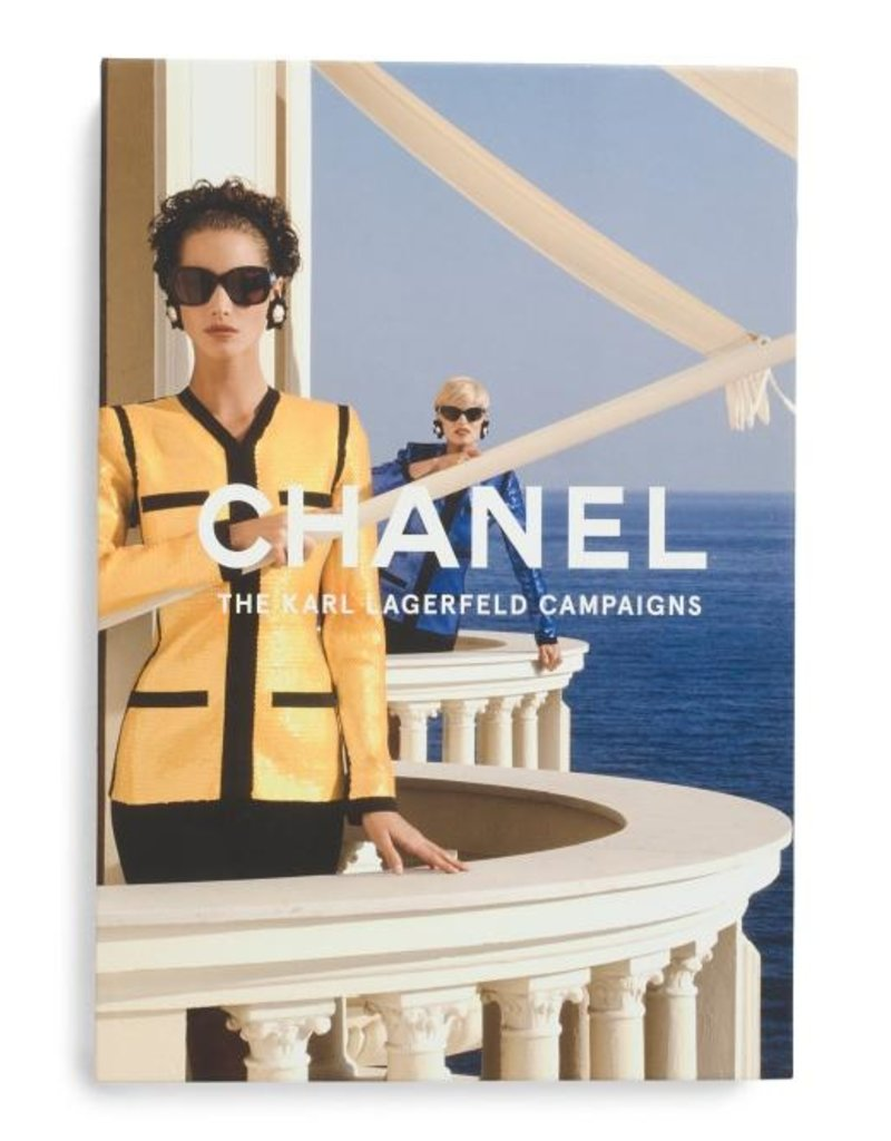 Chanel:The Karl Lagerfeld Campaigns