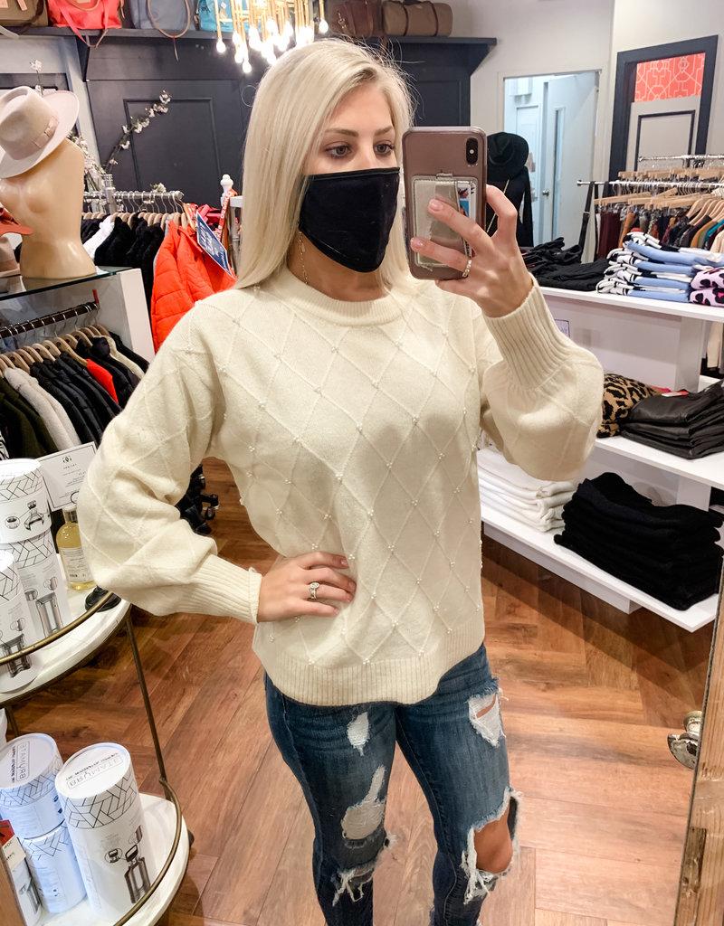 Buffalo Trading Co. Lady Pearl Sweater
