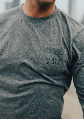 The Normal Brand Long Sleeve Vintage Bear T