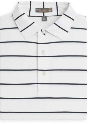Peter Millar Oswald Stripe Stretch Mesh