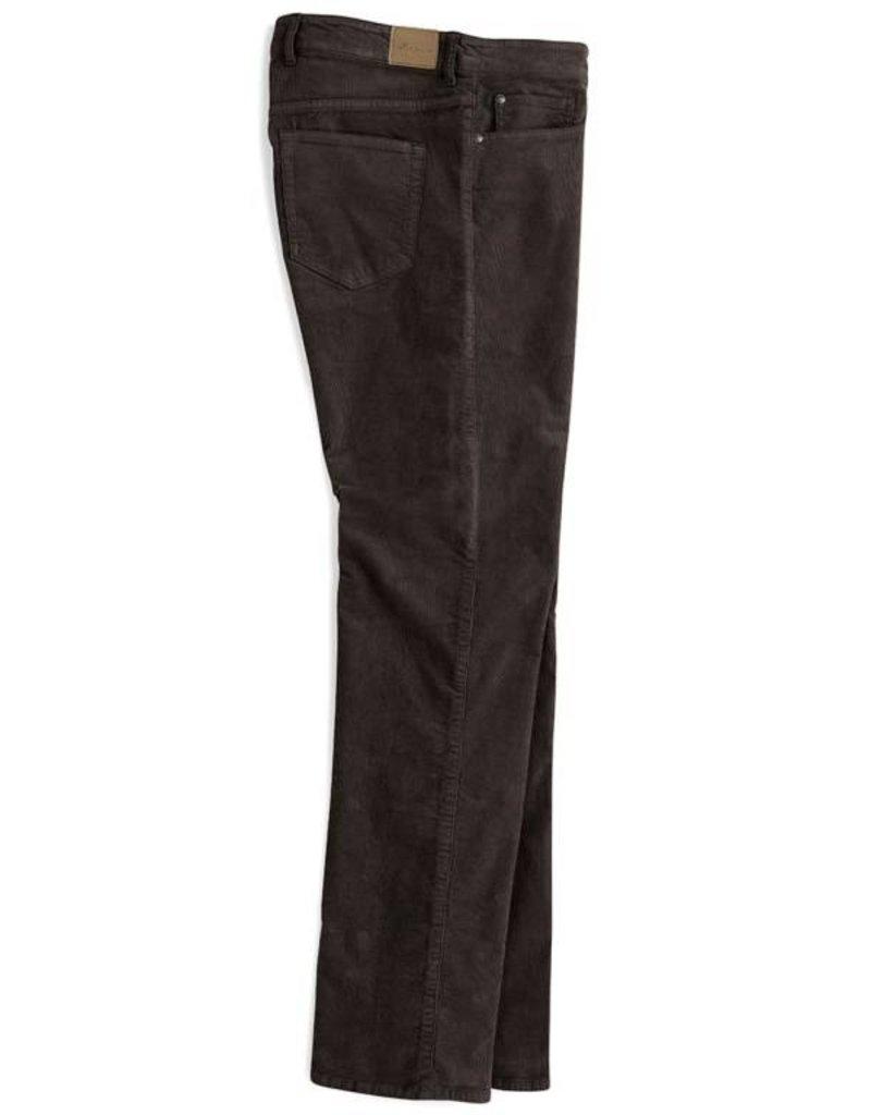7bddc645f1b56e Peter Millar Stretch Cord Five Pocket Pant - Wooden Nickel