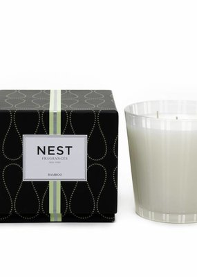 NEST Fragrances 3-Wick Candle 21.2oz Bamboo