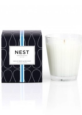 NEST Fragrances Ocean Mist and Sea Salt Classic Candle 8.1 oz.