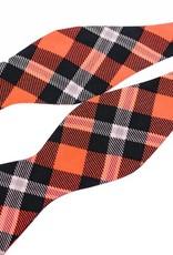 OSU Tartan Bow Tie