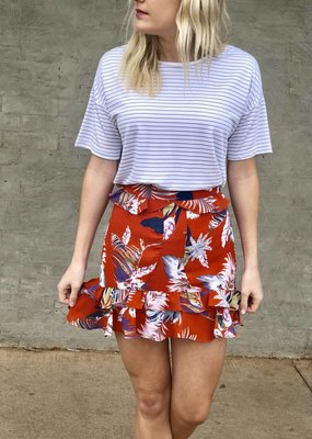 Sage the Label Summer Friends Mini Skirt