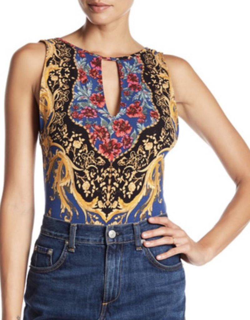Free People All The Partying Bodysuit