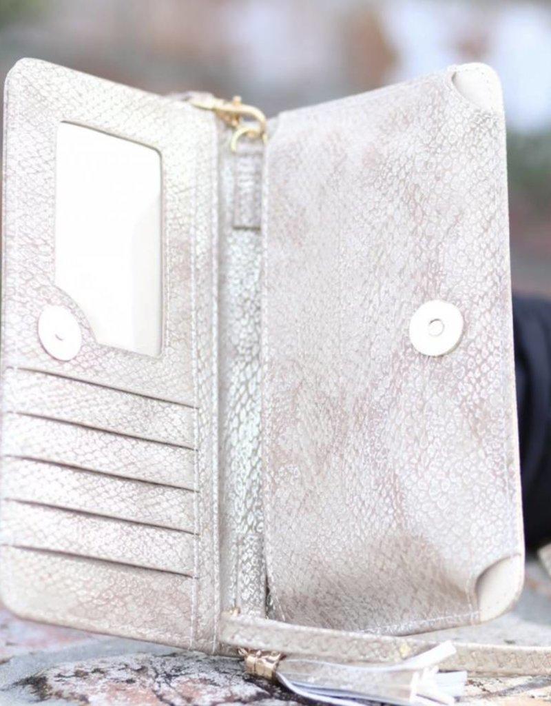 Caroline Hill Designs Maria Wallet Crossbody