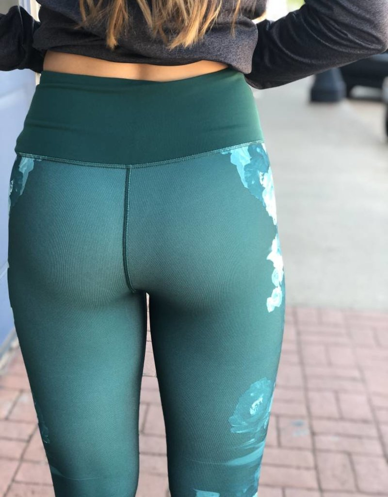 The North Face W Motivation Print Tight HR