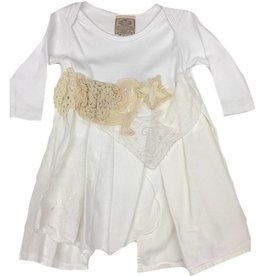 D Addie Mongram One Piece 6-12mos