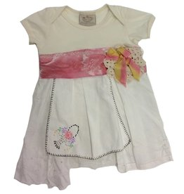 Custom One Piece Natural s/s 3-6mos