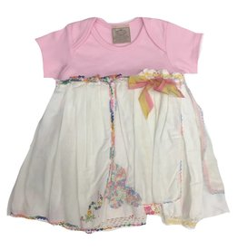 Custom One Piece Pink s/s 12-18mos