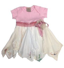 Custom One Piece Pink s/s 3-6mos